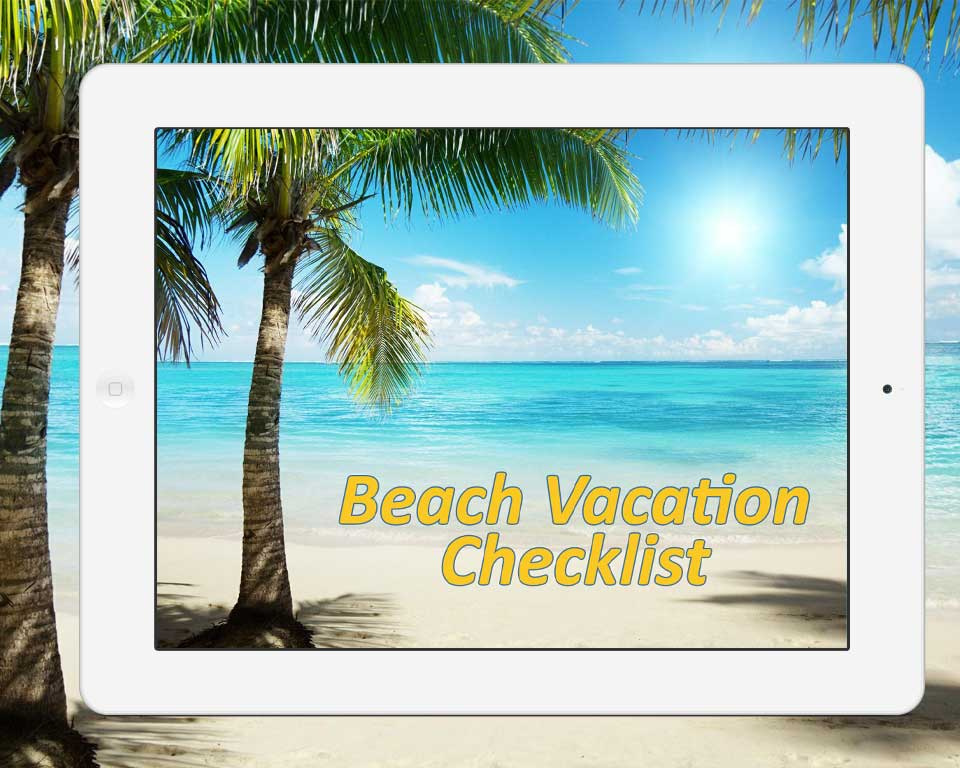Travelling Checklists  To Do List Organizer Checklist Pim Time