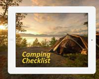 To Do List for Camping