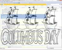 Columbus Day Checklist